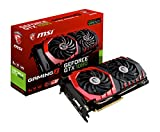 MSI NVIDIA GTX 1080 Gaming X 8G Grafikkarte (HDMI, DP, DL-DVI-D, 2 Slot Afterburner OC, VR Ready, 4K-optimiert)