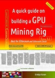 A quick guide on building a GPU Mining Rig (Edition 3.2): Best for Ethereum and Ethereum Classic (English Edition)